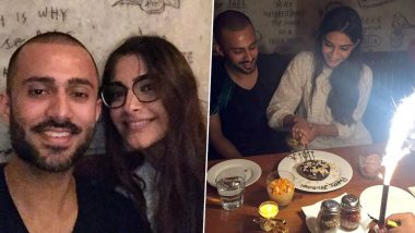 Sonam Kapoor Pens the Most Adorable Birthday Wish for Hubby Anand Ahuja, Calls Him Her Guiding Light