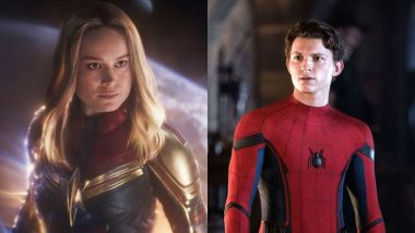 Brie Larson's Captain Marvel To Fight Tom Holland's Spider-man In Upcoming Sequel?