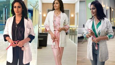 Surbhi Chandna Thanks The Medical Fraternity With A Still From Sanjivani On National Doctor's Day 2020