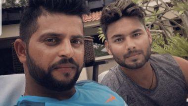 Suresh Raina and Rishabh Pant go Bat Shopping Ahead of IPL 2020, CSK Vice Captain Shares Video