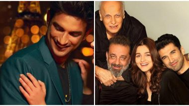 Sushant Singh Rajput's Brother-In-Law to Launch Nepometer, Rates Alia Bhatt's Sadak 2 as 98% Nepotistic