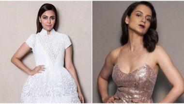 Swara Bhaskar Won't Let Kangana Ranaut's 'B-grade Actress' Comment Get To Her, Calls Manikarnika Actress 'Gorgeous, Generous And Great'