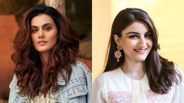 Taapsee Pannu and Soha Ali Khan Tweet About Understanding the 'Inflated' Electrcity Bill
