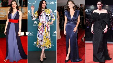 Liv Tyler Birthday Special: A Look at Her Uber Cool and Effortless Fashion Attempts (View Pics)