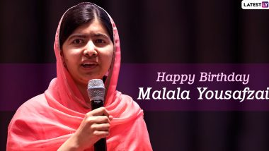 Malala Day 2020: On Birthday of Malala Yousafzai, Check These Powerful And Inspirational Quotes by The Educationist-Cum-Youngest Nobel Prize Winner