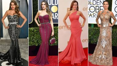 Sofía Vergara Birthday Special: Her Style File is Elegant, Charming and Audacious All Rolled into One (View Pics)