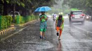 Monsoon 2020 Forecast: West Bengal, Sikkim, Bihar and Eastern UP to Receive Heavy Rainfall During Next 4 Days, Says IMD