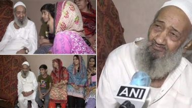 Delhi: 106-Year-Old Mukhtar Ahmed, Who Was 4 Years Old During the Spanish Flu in 1918, Recovers From COVID-19