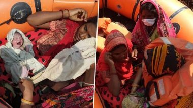Bihar: 25-Year-Old Woman Delivers Baby on NDRF Rescue Boat in Flood-Hit East Champaran District