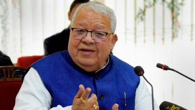 Rajasthan Governor Kalraj Mishra Cancels Independence Day 'At Home' Event Due to COVID-19 Situation in the State