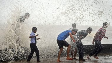 High Tide Timing in Mumbai For Today: Wave Measuring 4.33 Metres Expected at 1.51 PM