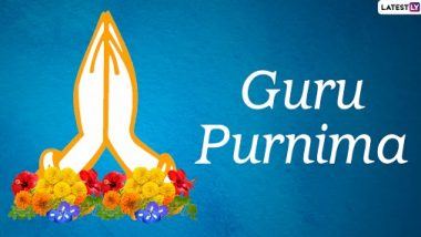 When Is Guru Purnima 2020? Date, History and Significance of the Auspicious Day Celebrated in the Honour of Teachers and Gurus in India