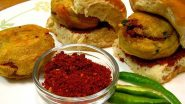 Have You Tried Croissant Vada Pav Yet? Pic of The Fusion Dish Goes Viral On Twitter