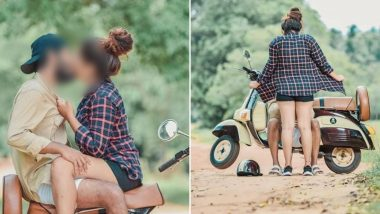 Couple's Titillating Pre-Wedding Photoshoot is Making Netizens Wonder If It's From Their Honeymoon, View Part-Sensuous-Part-NSFW Pics