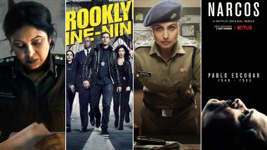 Delhi Crime, Brooklyn Nine-Nine, Mardaani 2, Narcos Are Part Of Maharashtra Cyber Police's Top 10 Web Risks For Movies And TV Shows