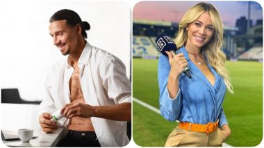Zlatan Ibrahimovic Spotted on a Dinner Date With Serie A Presenter Diletta Leotta, Sets the Tongues Wagging
