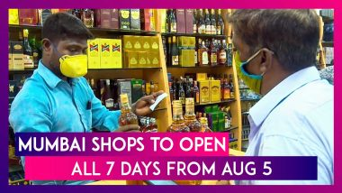 All Shops To Remain Open In Mumbai From Aug 5; West Bengal Issues New Dates For Complete Shutdown