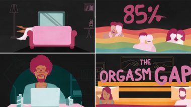 Pornhub Comes up with #EndTheOrgasmGap Campaign That Allows Women to Reward the Best 'Orgasm Giver' In a Unique Way (Watch NSFW Video)