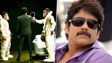 Bigg Boss Telugu 4: Host Akkineni Nagarjuna Starts Shooting For The Reality Show (View Pictures)