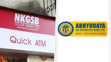 Abhyudaya Cooperative Bank, NKGSB Cooperative Bank Assure Depositors That Their Money Is Safe, Slam Rumours About its Financial Health
