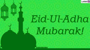 Eid-ul-Azha 2021: Andhra Pradesh Govt Issues Guidelines for Bakrid, Prohibits Eid Prayers in Eidgahs