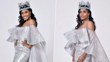 Miss World 2019 Toni-Ann Singh Becomes Longest-Reigning Titleholder After the International Beauty Pageant Postpones the 70th Edition Due to COVID-19 Pandemic