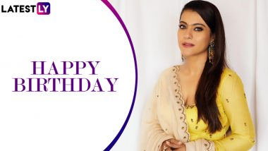Kajol Birthday Special: Checking Out Some Of her Popular Movie Dialogues that Will Always Be Relevant