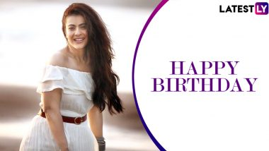 Kajol Birthday: Here Are The 6 Best Songs Featuring The Timeless Beauty Of Bollywood!