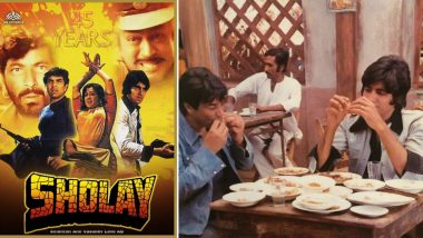 Sholay Completes 45 Years: Amitabh Bachchan, Ramesh Sippy, Hema Malini Reminisce Their Bollywood Blockbuster