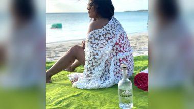 Nick Jonas Posts A Spectacular Throwback Pic Of His Ladylove Priyanka Chopra Jonas At A Beach!