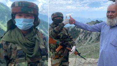 'Rifle Women' of Assam Rifles Deployed Along LoC in Jammu And Kashmir