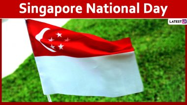 Singapore National Day 2020: Know Date, History, Significance Of the Day That Celebrates Country's Independence