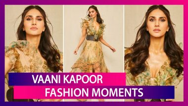 Vaani Kapoor Birthday Special: Instinctively Glamorous, Redefining Risqué Fashion Every Time!