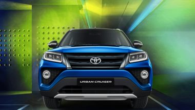Toyota Urban Cruiser Bookings Now Open At Rs 11,000; India Launch, Prices, Features & Specifications