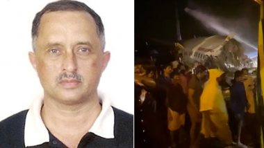 Air India Express Flight Crash: Captain of Aircraft Deepak Vasant Sathe, Who Died in Kozhikode Mishap, Was Ex-IAF Pilot; Here's More About Him