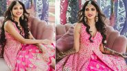 Rana Daggubati - Miheeka Bajaj Wedding: The Bride-To-Be Decks Up in a Gorgeous Pink Outfit for Her Mehendi Ceremony (View Pics)