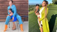 Kylie Jenner and Stormi Webster Fashion Moments: From Matching Outfits to Setting Trends, 8 Times When the Mother-Daughter Duo Gave Major Fashion Goals! (View Pics)
