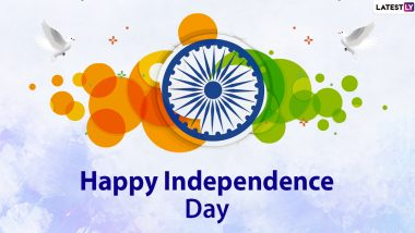 Independence Day 2020 Speech Videos: From Jawaharlal Nehru's 'Tryst With Destiny' to Netaji Subhash Chandra Bose's 'Give Me Blood and I Will Give You Freedom,' Powerful Speeches by Great Leaders That Echo India's Freedom Struggle