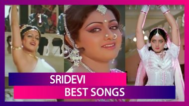 Sridevi Birth Anniversary: 7 Best Songs Of The Diva To Dance To