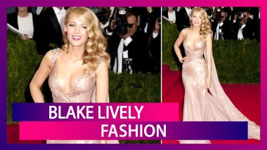 Blake Lively Birthday Special: Naming Some Best Fashion Moments That Are Registered Under Her Name