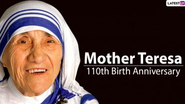 Mother Teresa 110th Birth Anniversary: 11 Interesting Facts That You Probably Don't Know About The Renowned Saint
