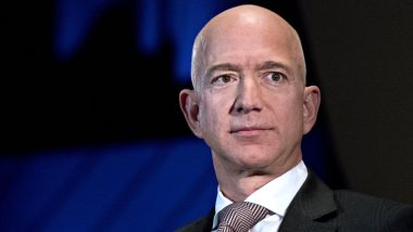 Petition to 'Not Allow Jeff Bezos to Re-Enter Earth' Floats on Internet as Amazon CEO Gets Set to Fly to Space on Blue Origin Flight