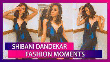 Shibani Dandekar Birthday: Always Classy, A Little Bit Sassy; Secret To Her Style Is Pure Instinct!