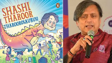 'Tharoorosaurus': Ready to Say Goodbye to Your Hippopotomonstrosesquipedaliophobia? Shashi Tharoor's Latest Book on Collection of 'Quirky' Words Set to Launch in September