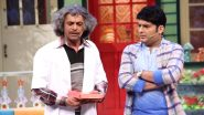 Kapil Sharma Wishes Sunil Grover 'Lots Of Love' On His Birthday! (View Tweet)