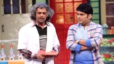 Kapil Sharma Wishes Sunil Grover 'Lots Of Love' On His Birthday! (View Tweet)