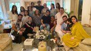 Raksha Bandhan 2020: Kareena Kapoor Khan, Ranbir Kapoor, Alia Bhatt and More Join Kapoor Family's Festive Lunch Session! (View Pics)