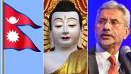'Gautam Buddha Was Born in Lumbini': Nepal Rejects Jaishankar's Mention of The Spiritual Figure as an Indian