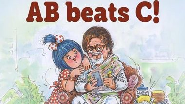 Amitabh Bachchan Thanks Amul Topical For Its Tribute After He Beats COVID-19 and Returns Home! (View Post)