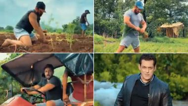 Bigg Boss 14 First Promo OUT! 'Farmer' Salman Khan Is Back and He Promises to Change 2020 for Good! (Watch Video)